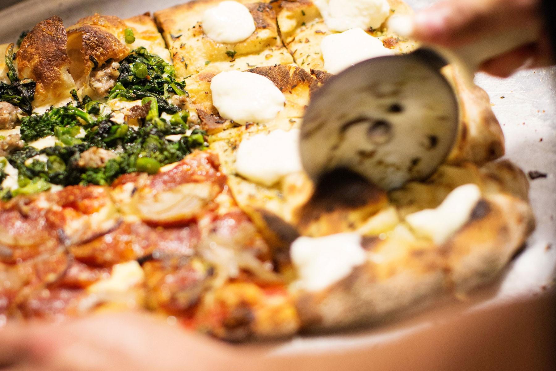 wel e foodshed pizza pasta napa california house made