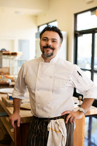 Founding Principal/Head Chef Giovanni Guerrera